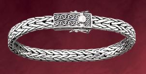 Flat-Weave Heritage Bracelet