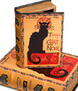 Chat Noir Book Boxes