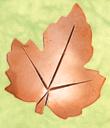 Metal Leaf Pin