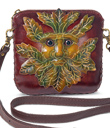 Green Man Purse