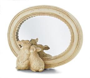 Bunnies Mirror