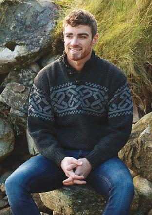 Celtic Knots Men's Pullover