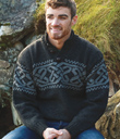 Celtic Knots Men's Pullover