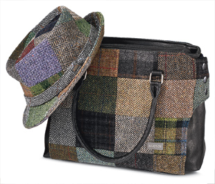 Tweed Patchwork Accessories