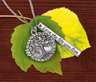 Tree of Life Locket
