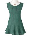 Evergreen Linen Knit Tunic