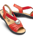Sun-Worshipper Sandals