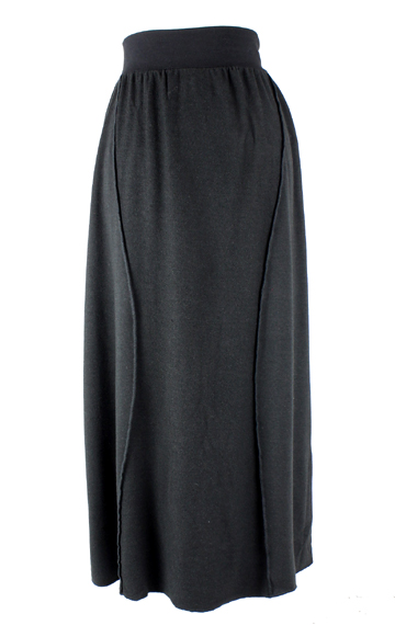 Timeless Black Skirt