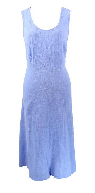 Plain Tank Dress