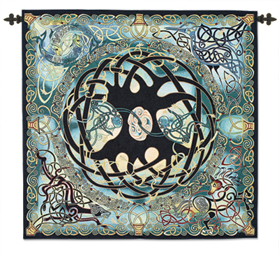 Celtic Tree of Life Wallhanging