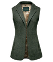 Ladies' Tweed Vest