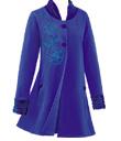 Electric Blue Coat