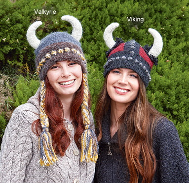 Viking & Valkyrie Hats