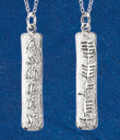 Personalized Ogham Pendant