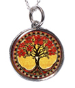 Inspirational Tree Pendant