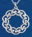 Celtic Wreath Jewelry