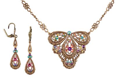 Victorian Filigree Jewelry