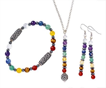 Beaded Chakra Jewelry