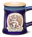 Lion Rampant Mug