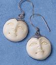 Serene Moon Earrings