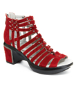 Gladiator Wedge Platform Shoes