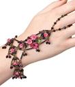 Beaded Hand Bracelet