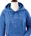 Blue Lion Rampant Hooded Sweatshirt