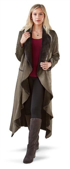 Wild Side Coat