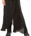 Black Glamour Pants