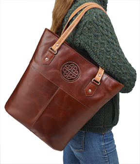 Built to Last Leather Tote
