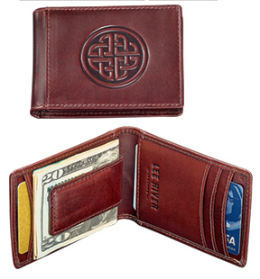 Celtic Billfold Wallet