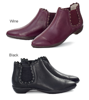 Wandering Minstrel Ankle Boots