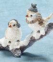Snowbirds on Branch