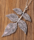 New Leaves Necklace