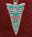 Butterfly Spirit Pendant