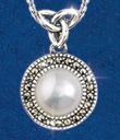 Pearl and Marcasite Jewelry