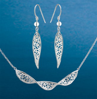 Twisty Celtic Knot Jewelry
