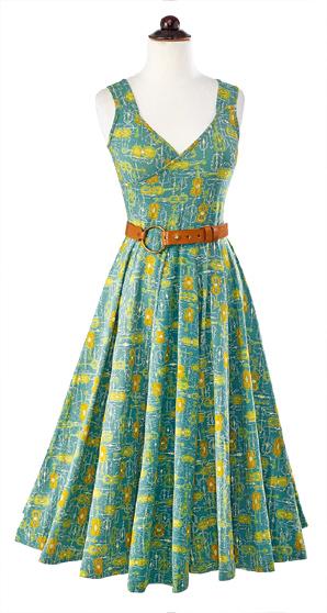 Fiddle Dress