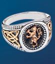 Scottish Lion Rampant Ring