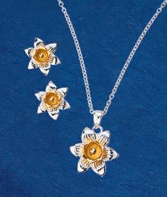 Daffodil Jewelry