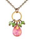 Iridescent Pink Jewelry