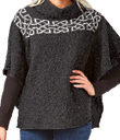 Knotwork Raglan Sweater