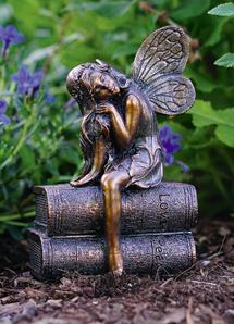 Fairy on Books