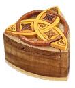 Trinity Knot Puzzle Box
