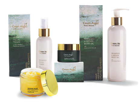 Green Angel Irish Skincare