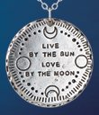 Moon Phases Pendant