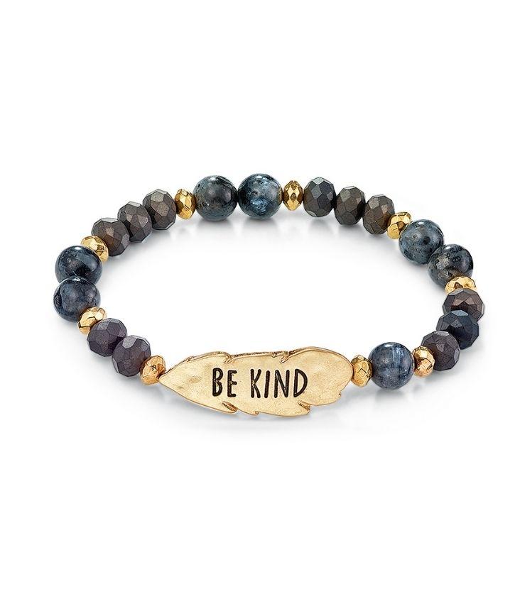 Be Kind Beaded Bracelet