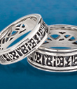 Love Conquers All Ring, Wide