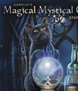 Magical Mystical Cats Calendar 2020