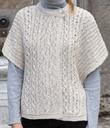 Linen Cotton Cape